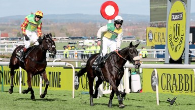 The third National: Many Clouds and Leighton Aspell deliver another moment of Aintree joy for Hemmings