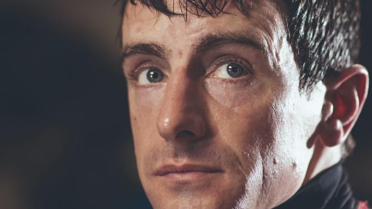 Brian Hughes: won his first riders' championship
