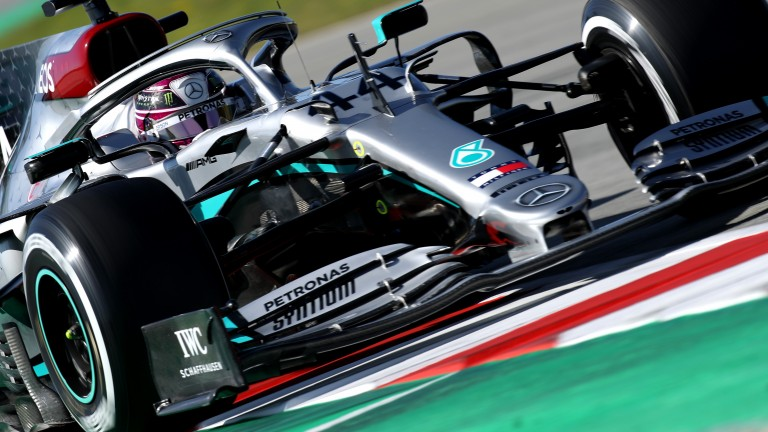 Lewis Hamilton is favourite to win his seventh world drivers championship this year