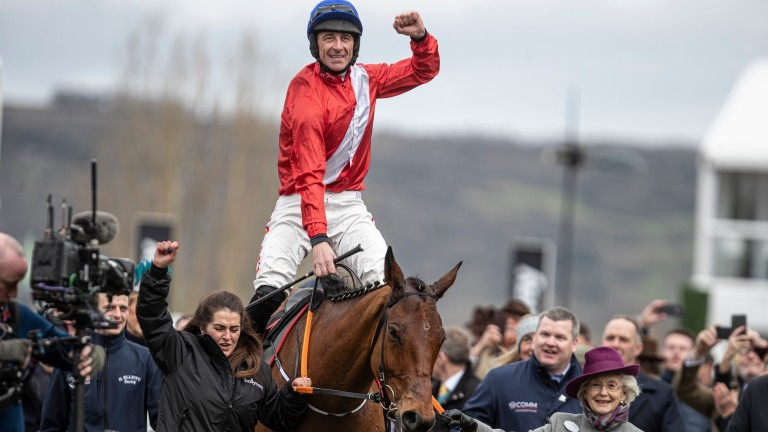 Davy Russell: 41 today