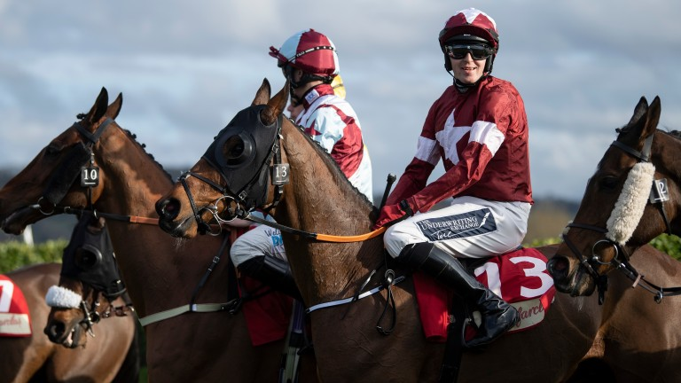 Tiger Roll: could line up in Down Royal Champion Chase