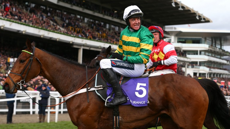 "Barry Geraghty: ""It's a bit scary, as there are a lot of lives at stake now, not just livelihoods"""
