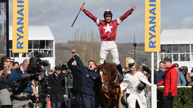 Samcro: two-time Cheltenham Festival winner heads a maximum Galway Plate field of 22