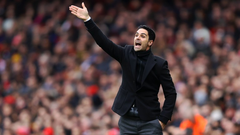 Arsenal boss Mikel Arteta tested positive for coronavirus on Thursday evening