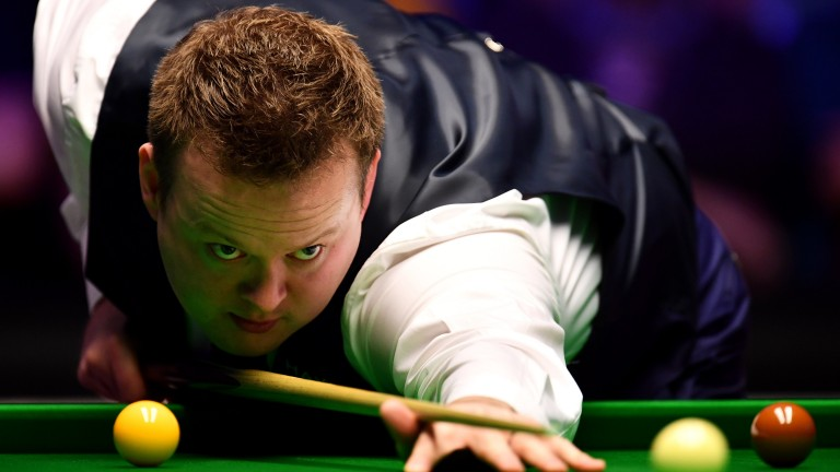 Shaun Murphy deserves much credit for successfully raising his game this season