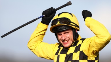 Paul Townend: second Gold Cup triumph and top jockey award