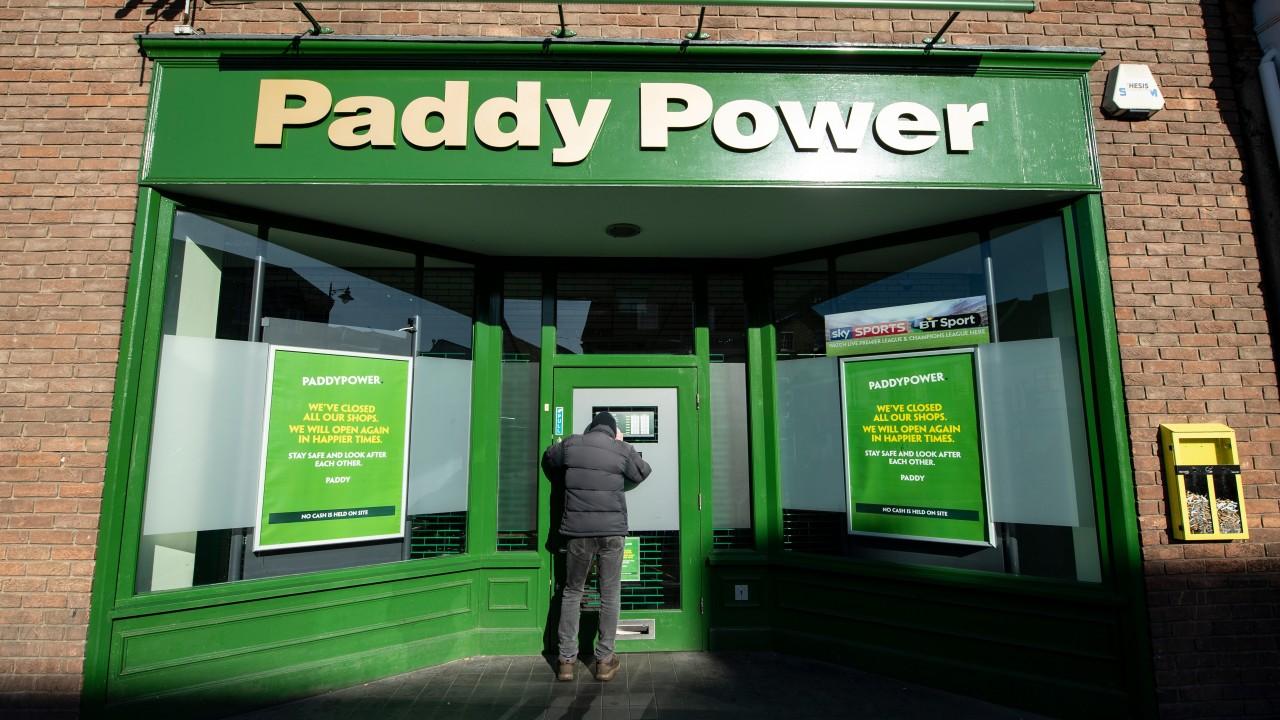 Irish betting shops bingo sports betting fixtures and faucets