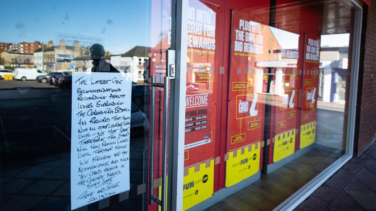 Les annulations sportives et les fermetures de magasins frappent GVC Holdings