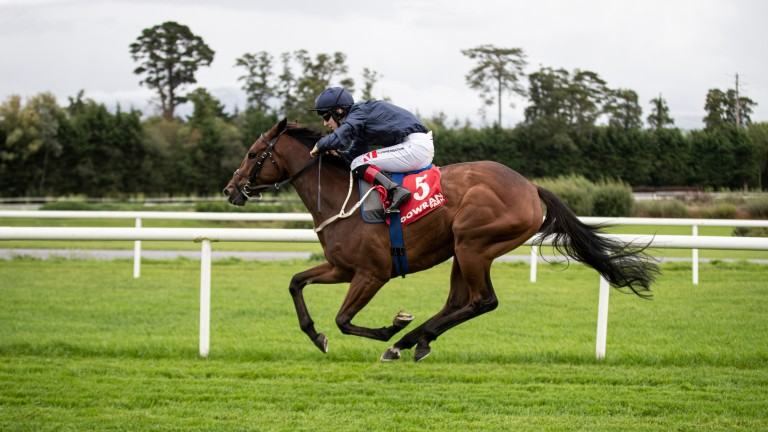 Even So: should improve plenty as she develops in her three-year-old season