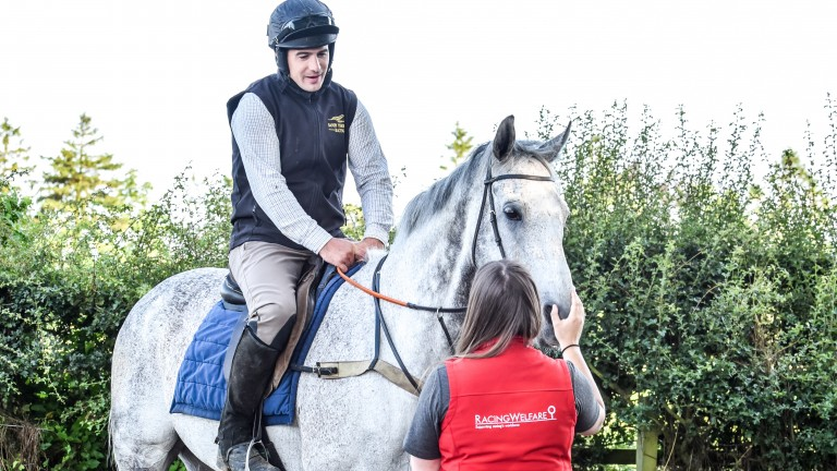 Racing Welfare are needed now more than ever as trainers, jockeys and stable staff have seen their livelihoods thrown into uncertainty