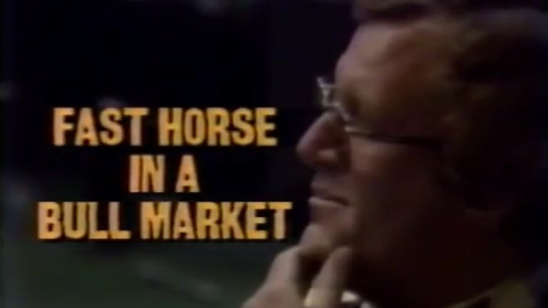 Watch a priceless insight into Tom Gentry's flamboyant sales tactics