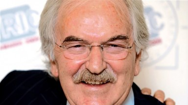 File photo dated 10/03/09 of Des Lynam