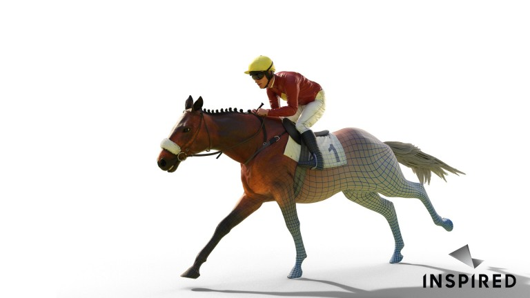 Virtual Grand National: computer-simulated race to be shown on ITV1 at 5pm on Saturday