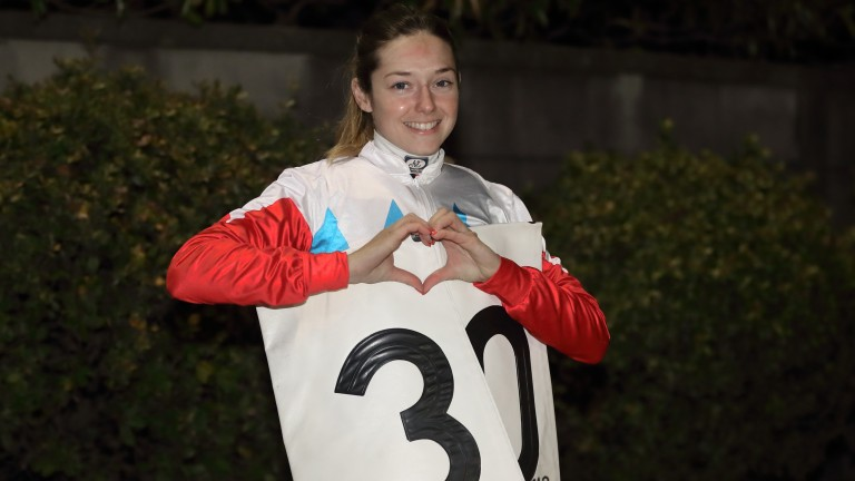 Mickaelle Michel has made a real name for herself in Japan wth 30 wins in a recent stint on the NAR circuit