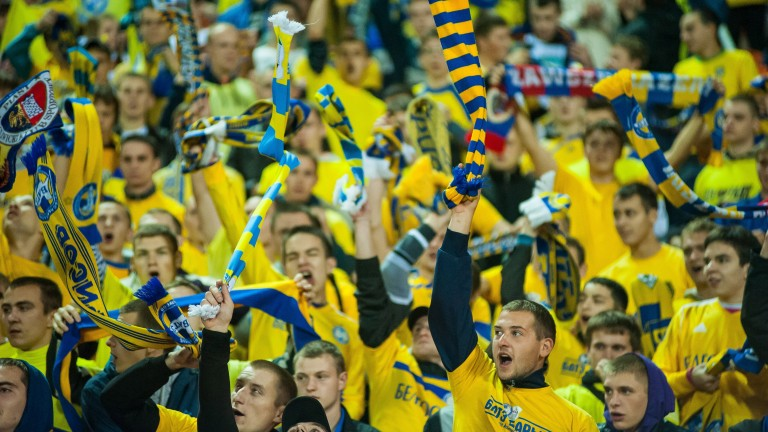 BATE Borisov fans will be hopeful of something to cheer this weekend
