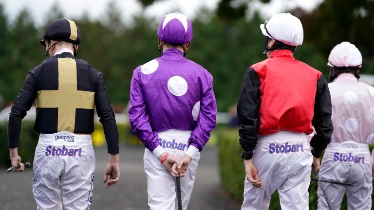 Stobart sponsored the career-ending insurance scheme for jockeys until 2019