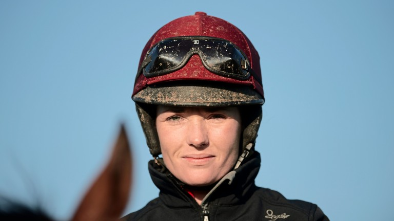 Katie Walsh: says winning the Kerry National in 2016 was a big day, one she remembers like it was yesterday