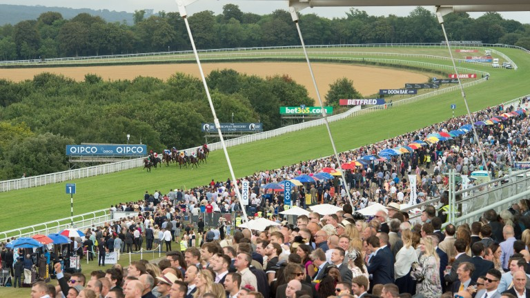Goodwood: a crowd of 5,000 will be able to attend on the final day of its Glorious meeting