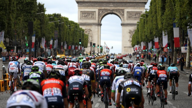 The 2020 Tour de France looks likely to be postponed