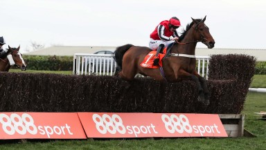 CHIDSWELL and Craig Nichol win the 888SPORT GRIMTHORPE H'CAP CHASE at Doncaster for trainer Nicky Richards and owners David & Nicky Robinson 2/3/19Photograph by Grossick Racing Photography 0771 046 1723