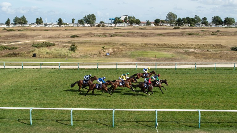 Yarmouth: attracted 256 entries for Wednesday's ten-race card