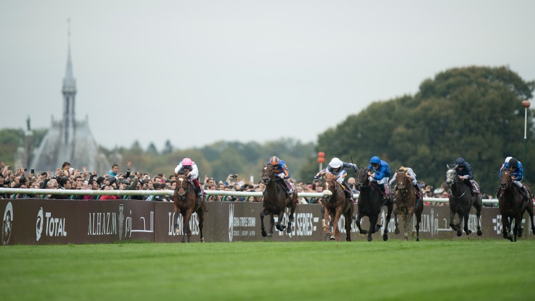 Chantilly: the lovely, leafy course in the heart of northern Paris's horse country