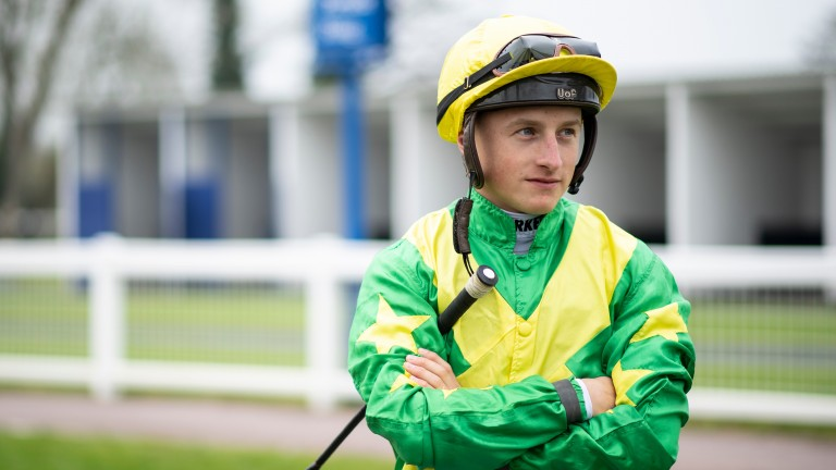 Tom Marquand: as short as 5-1 to be named champion jockey this season