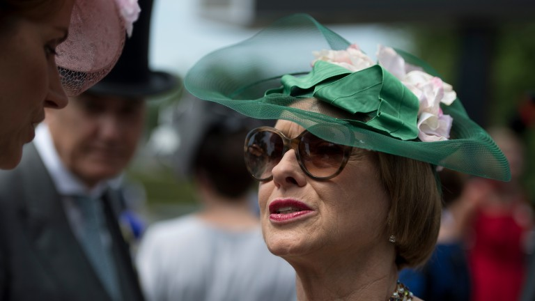 """Gai Waterhouse: """"We got to Newmarket and I was struck by how good Fiorente looked"""""""