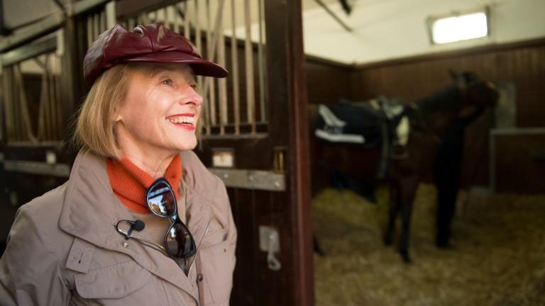 Gai Waterhouse: during the 2012-13 season the trainer's horses won more than $14 million