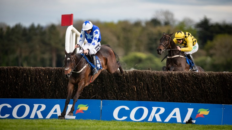 Kemboy repelled his stablemate Al Boum Photo to land the 2019 Punchestown Gold Cup