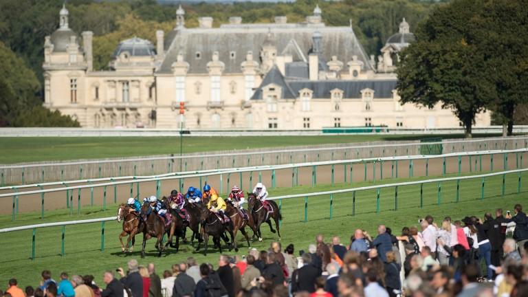 Chantilly hosted a high-quality trials card on Wednesday ahead of its Classic double header on July 5
