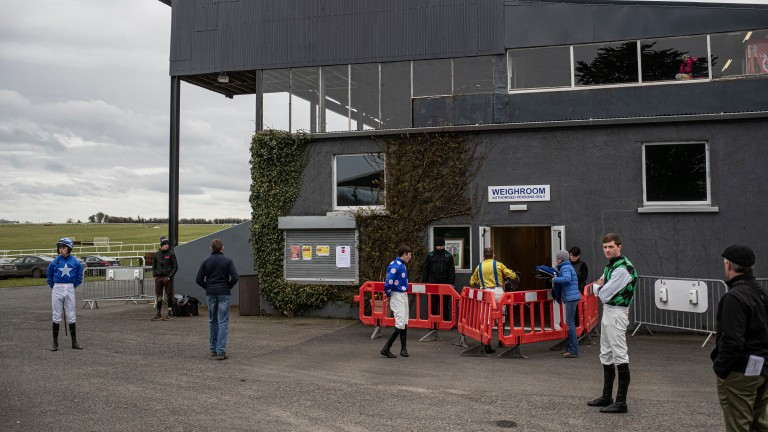 Irish racing: worth around €2 billion to the economy and provides more than 15,000 jobs