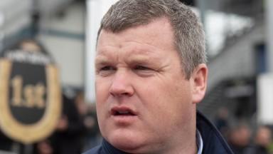 Gordon Elliott: heavily represented in the Midlands National