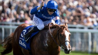Earthlight: won two Group 1 races as a two-year-old last season