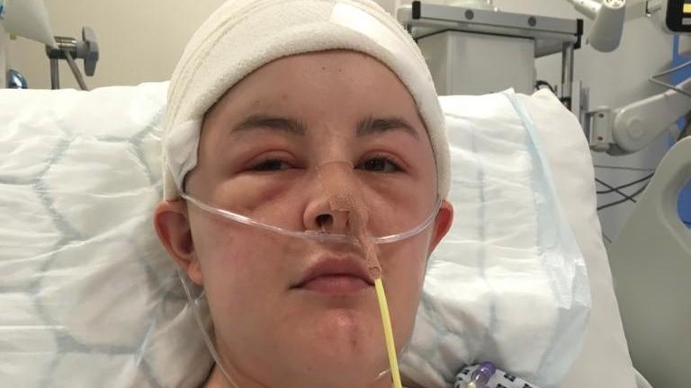Harriet Bethell: suffered a life-threatening head injury