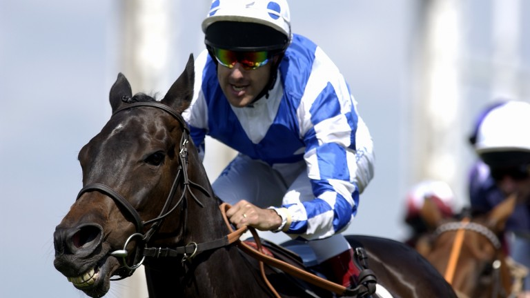 Daryll Holland landed the 2004 King's Stand Stakes aboard The Tatling