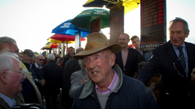 """Legendary Barney Curley: """"It was quite simply one man's brains against the bookmakers"""""""