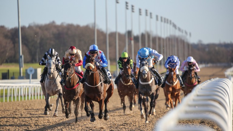 Newcastle: will stage the first meeting in Britain following racing's suspension