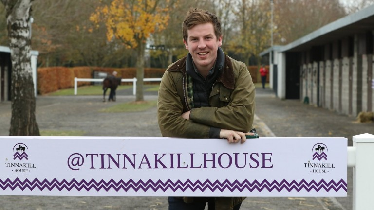 Jack Cantillon: getting people together to buy a breeze-up horse