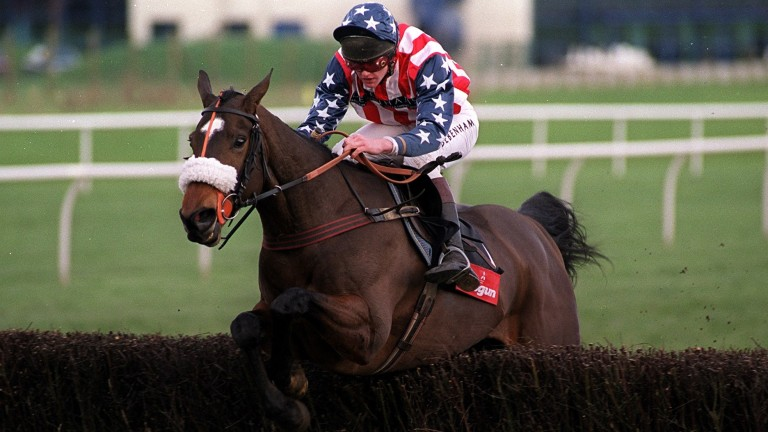 Flagship Uberalles: won the Champion Chase in 2002