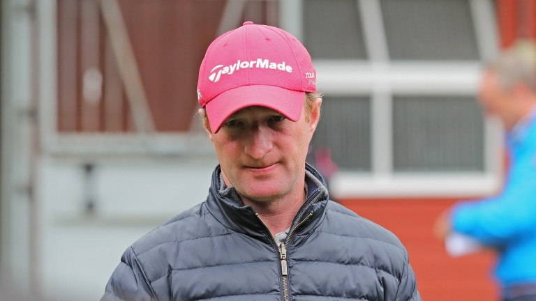 Mark Grant: remaining upbeat about turning a profit on his breezers this year