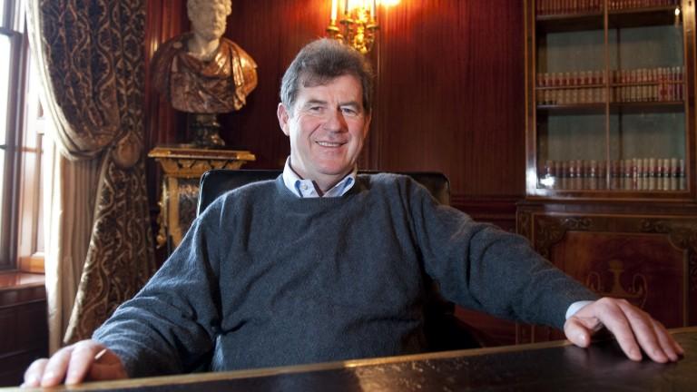 "JP McManus: ""We went skint a few times but I never went into debt, never owed money"""