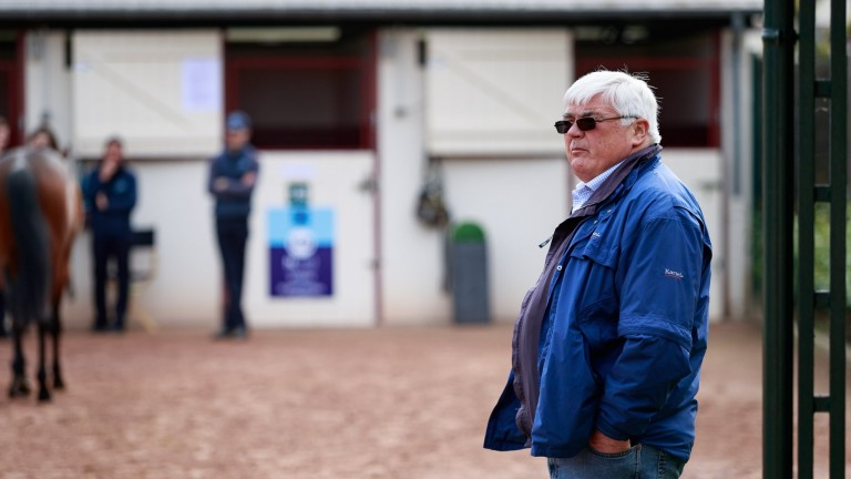 """John Cullinan: """"We're just keeping our fingers crossed that racing gets up and running"""""""