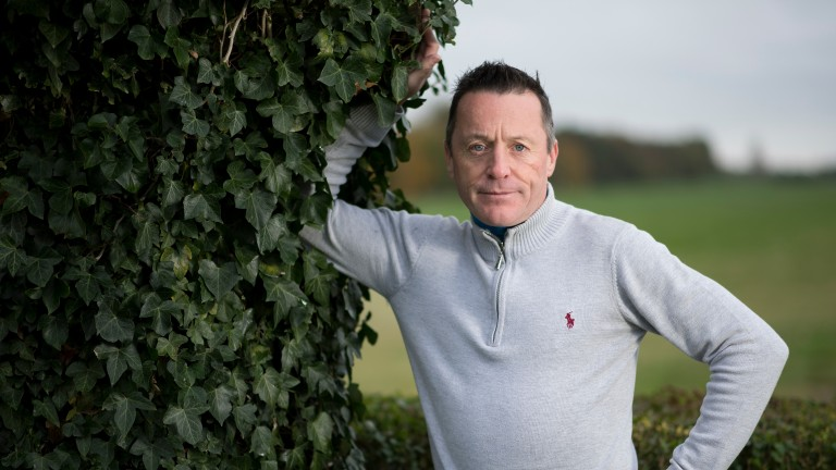 Kieren Fallon: the controversial six-time champion jockey retired from race-riding in 2016