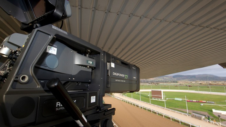 """Brian Kavanagh: """"The delivery of new facilities within the stewards' room and additional cameras at our racecourses will assist the IHRB to deliver a best in class integrity service"""""""