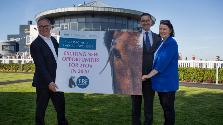 Irish EBF: announced its backing of a revamped 2020 two-year-old programme last September