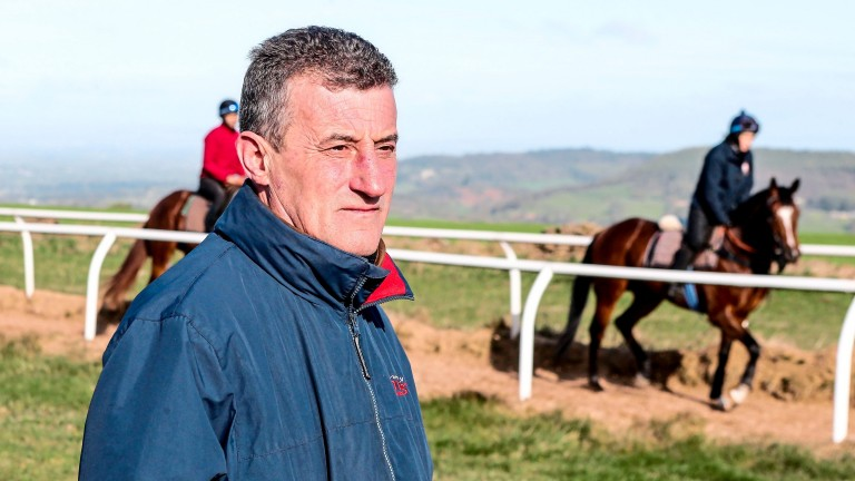 Kevin Ryan: has an excellent string for the new Flat season