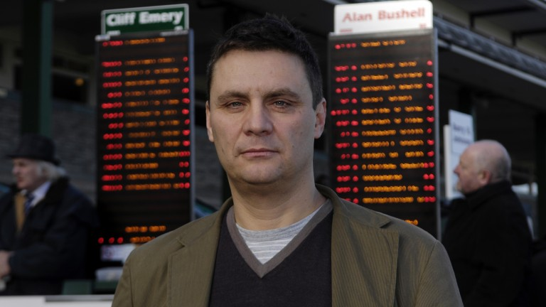 Dave Nevison: won the first six legs of a potentially huge Tote Super7 on January 15, 2009
