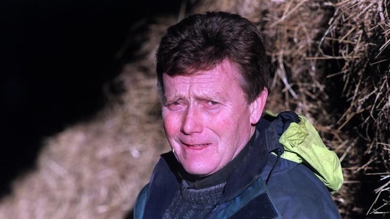 Tony Biddlecombe: was an accomplished jockey
