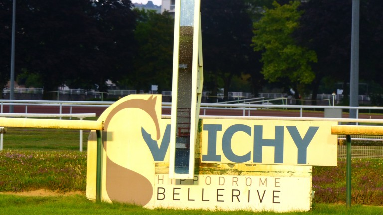 Vichy hosts the only meeting in France on Wednesday, with the feature handicap at 12.50